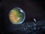 New Mars-3 mural