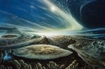 Jupiter Complexity mural