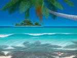 Beach Music mural